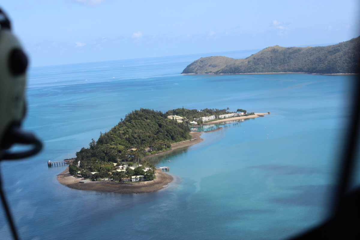 GSL Aviation Great Barrier Reef Helicopter Scenic Flight