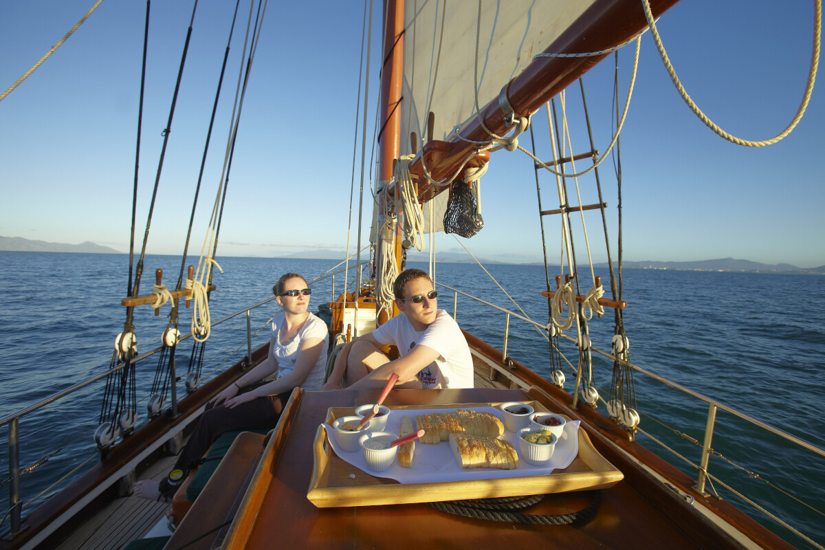 GSL Aviation Fly & Sunset Sail Package
