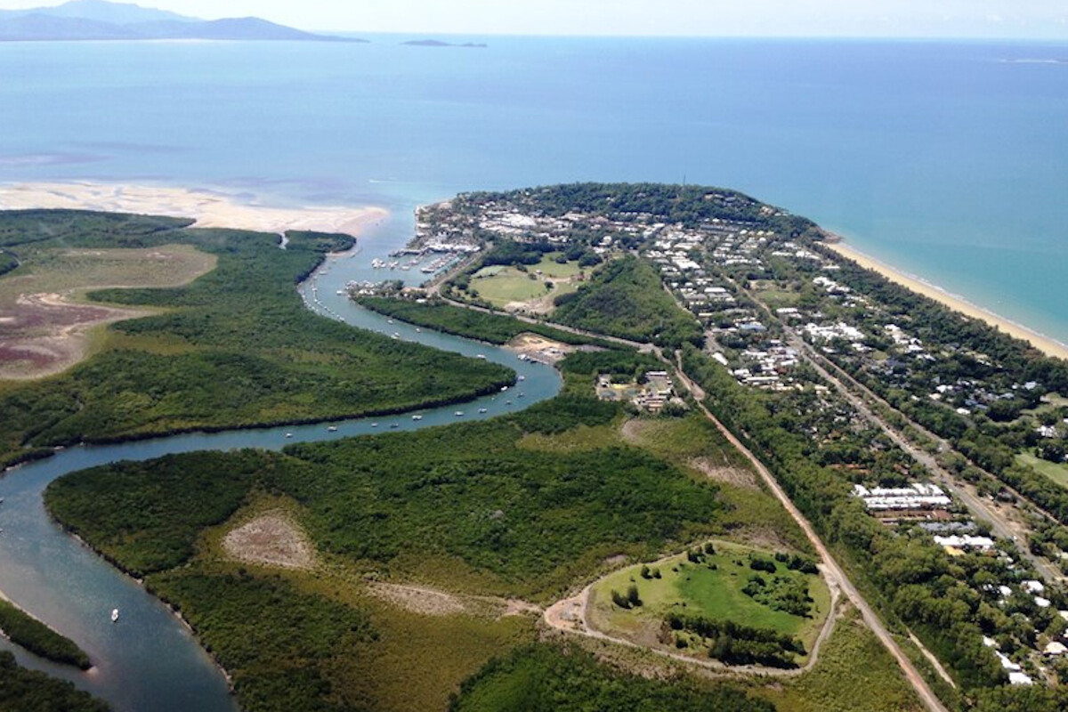 GSL Aviation Reef & Port Douglas scenic flight